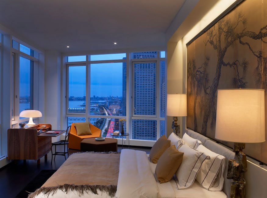 200 chambers penthouse by incorporated architecture for Incorp interior designs