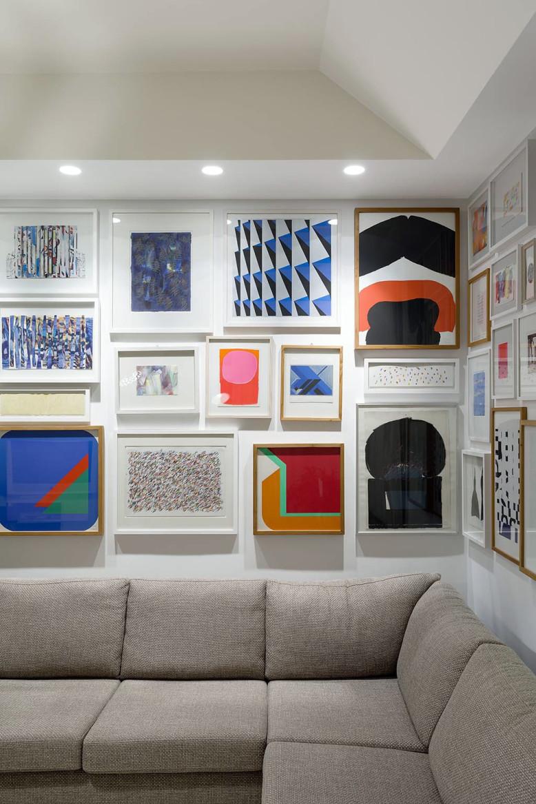 Apartment FS by Ippolito Fleitz Group Identity Architects