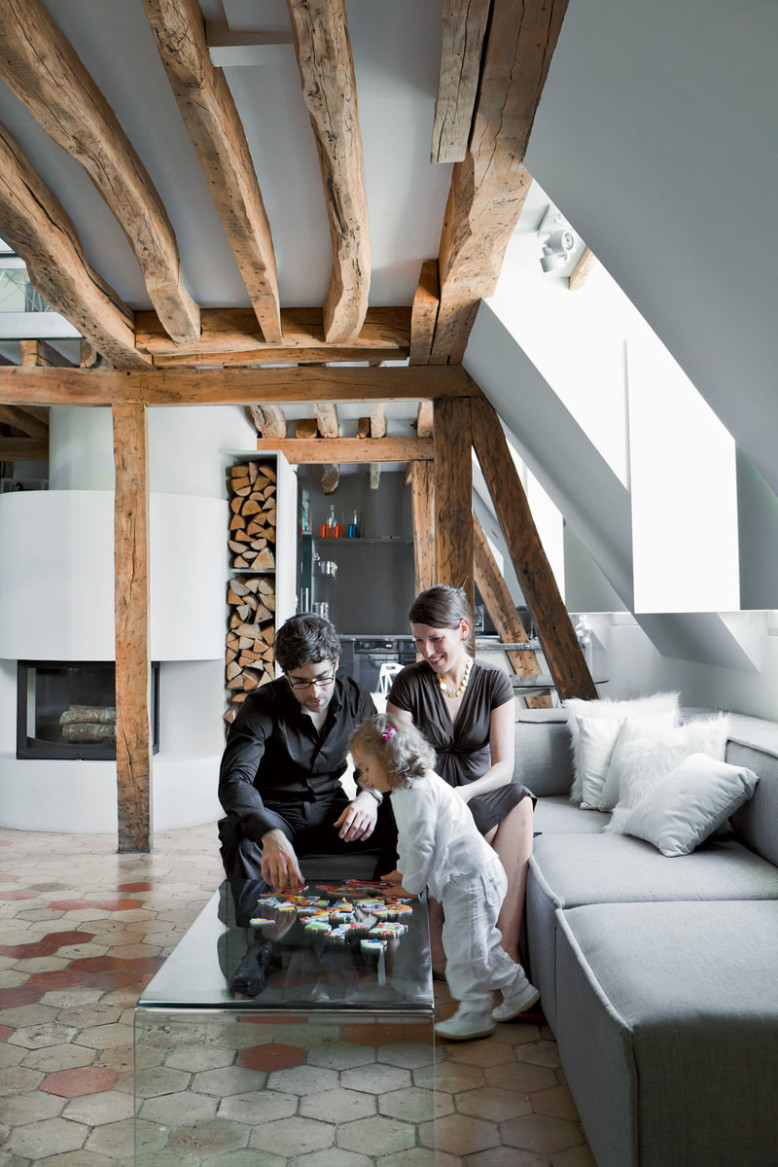 Apartment Madeleine by Ateliers Michael Herrman