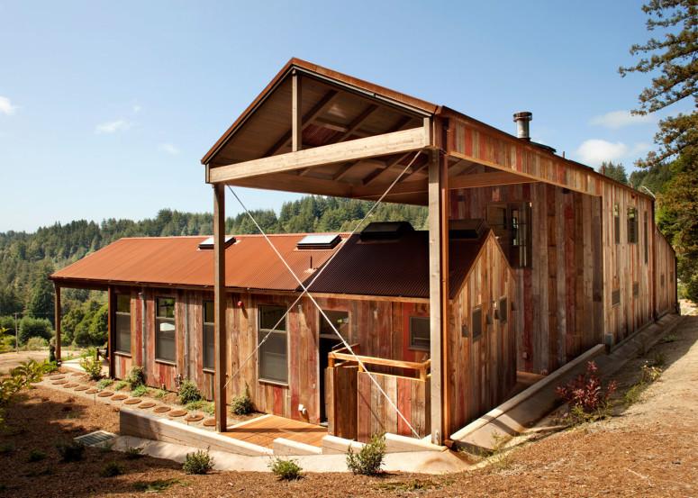 Aptos Retreat by CCS Architecture