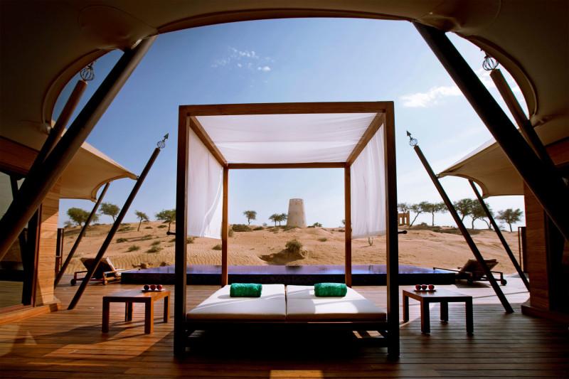 Amazing Resort in United Arab Emirates