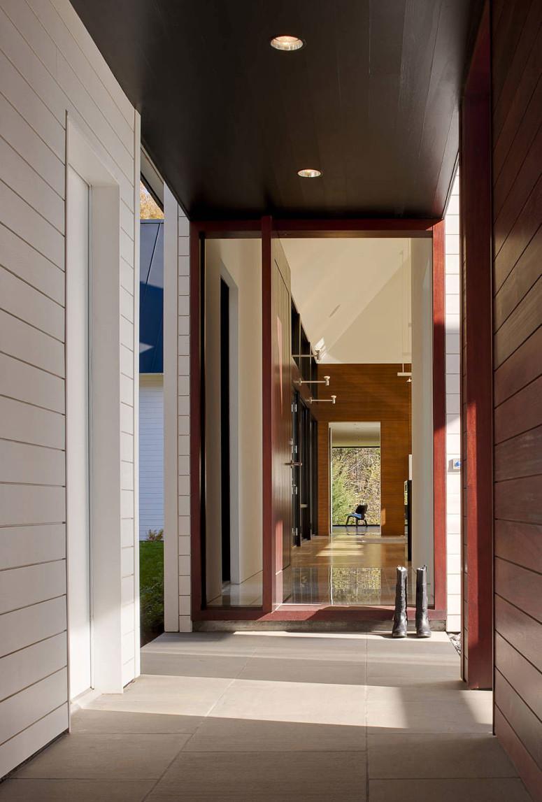 Becherer House By Robert Gurney Architect Homedezen