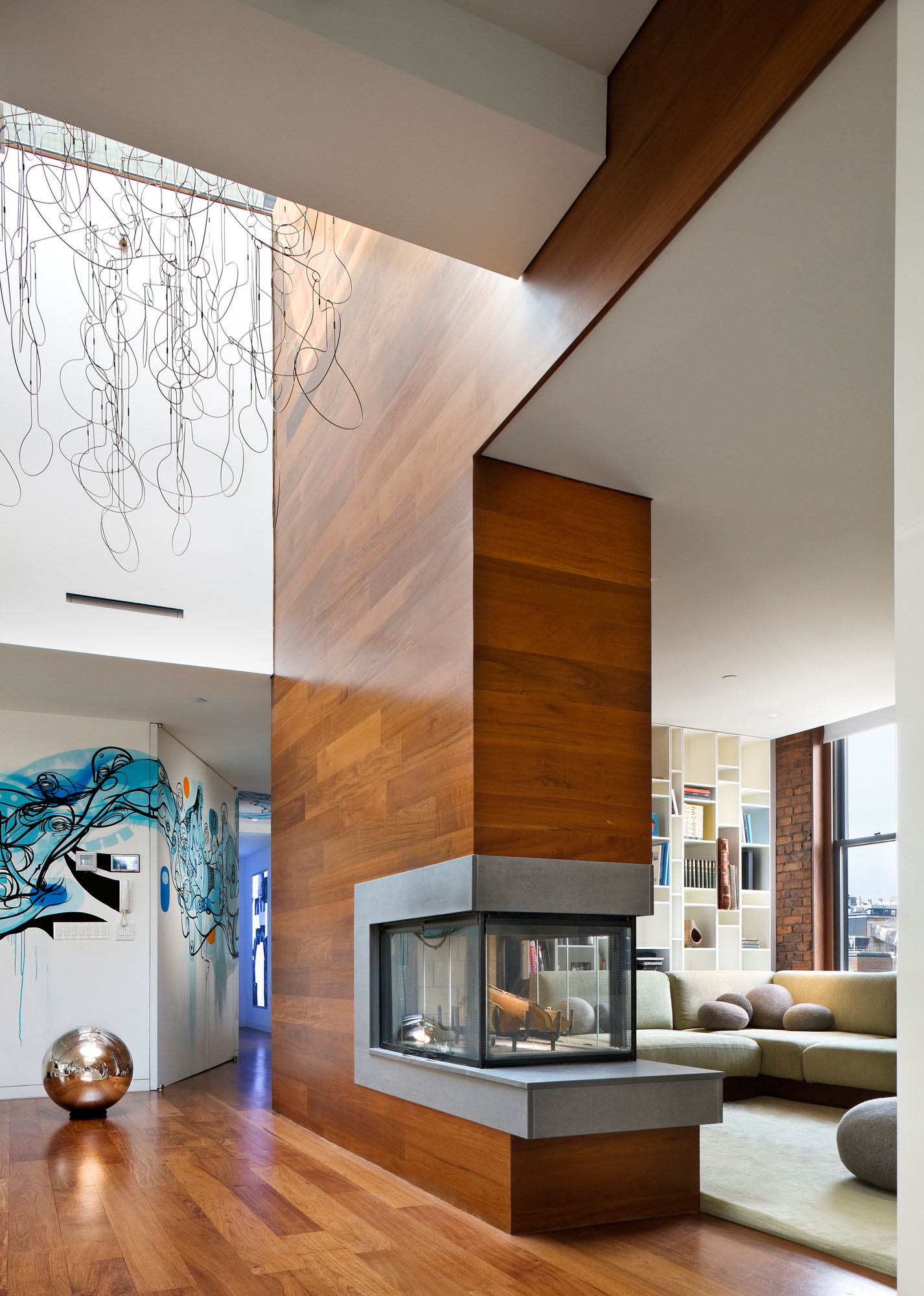 Broadway Penthouse By Joel Sanders Architect Homedezen