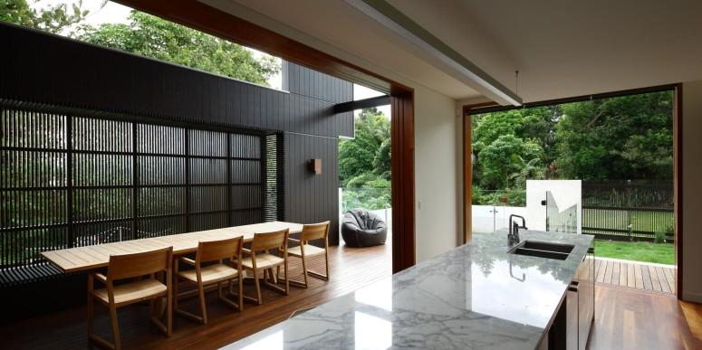 Contemporary House in Australia