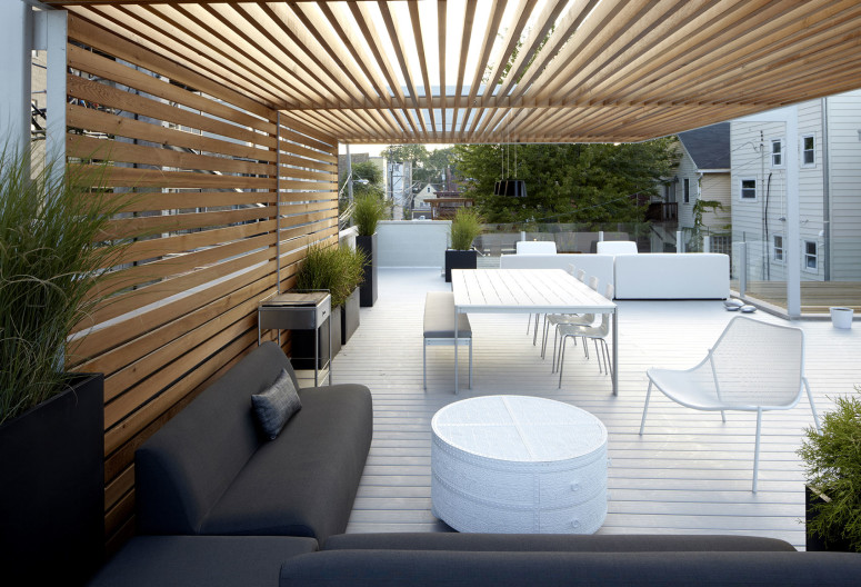 Urban Retreat by Studio Dwell Architects