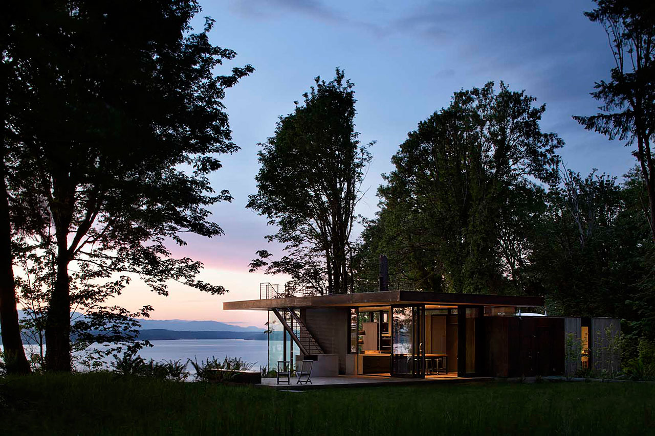 Case Inlet Retreat By Mw Works Architecture Design Homedezen