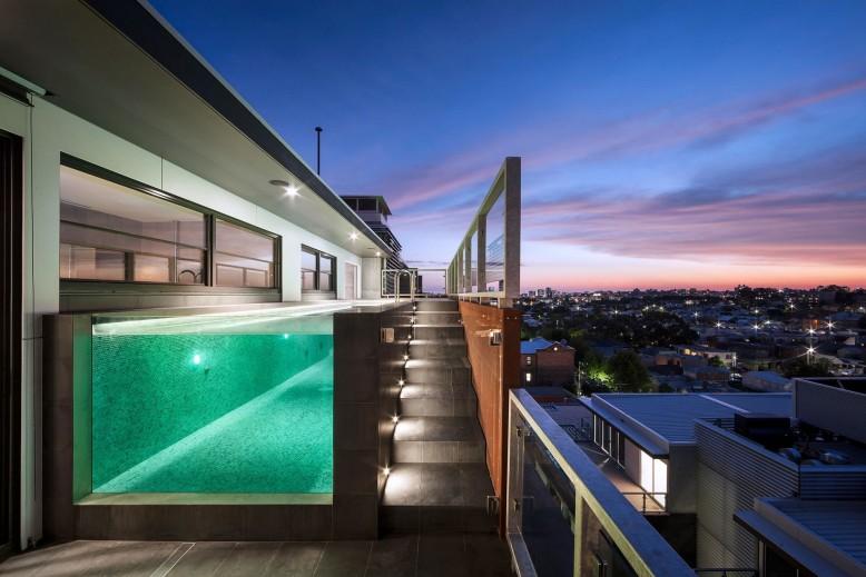 Coppin Penthouse, Victoria, Australia by Jam Architecture