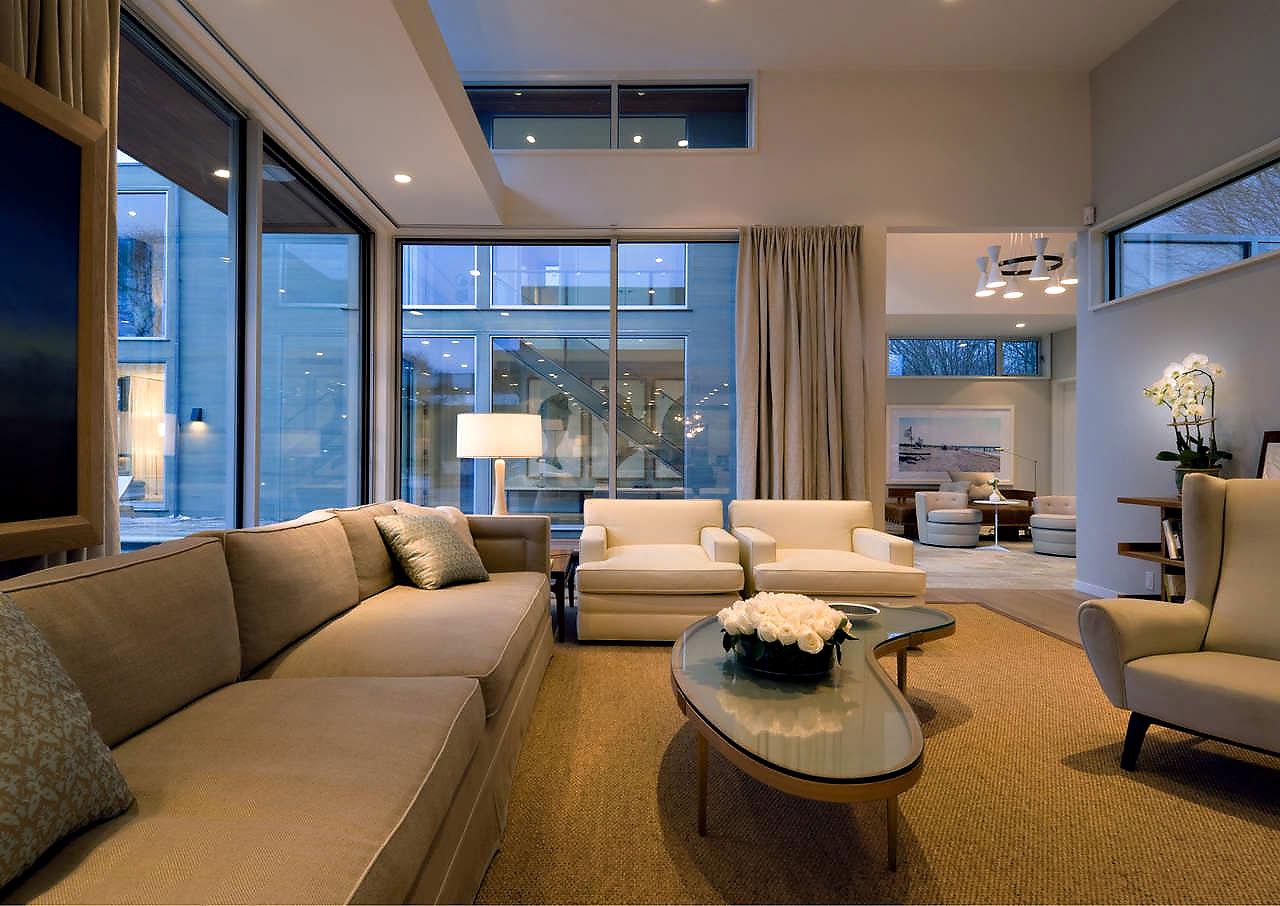 Fieldview Residence By Blaze Makoid Architecture Homedezen