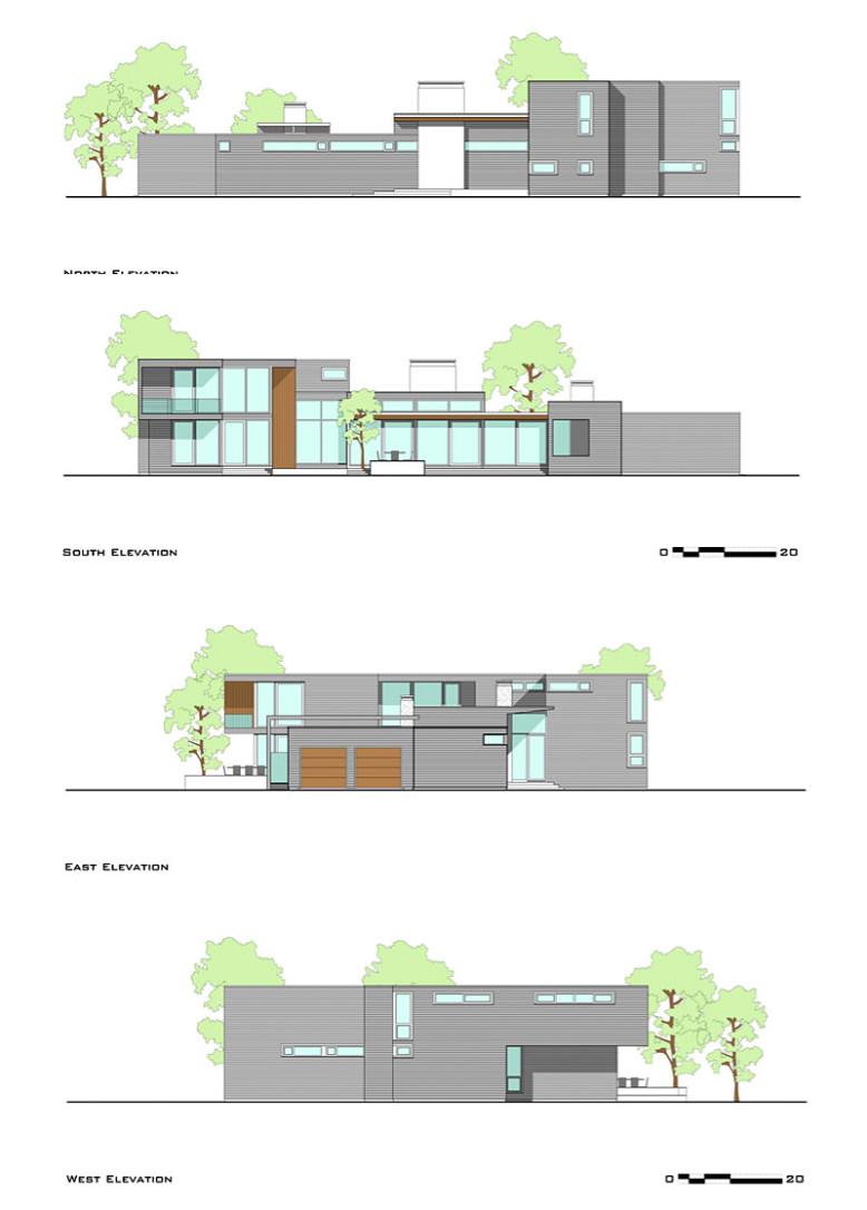 Fieldview Residence by Blaze Makoid Architecture