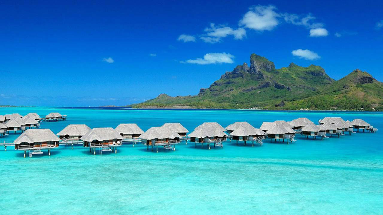 Four Seasons Resort Bora Bora French Polynesia Homedezen