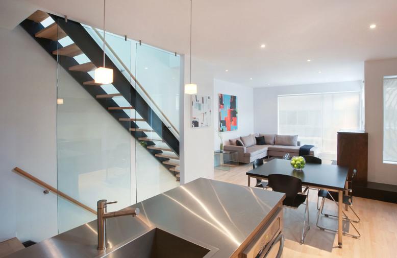 Contemporary Home in Canada