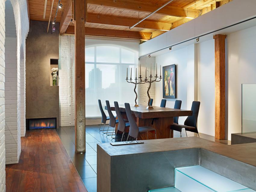 Loft Apartment by Johnson Chou