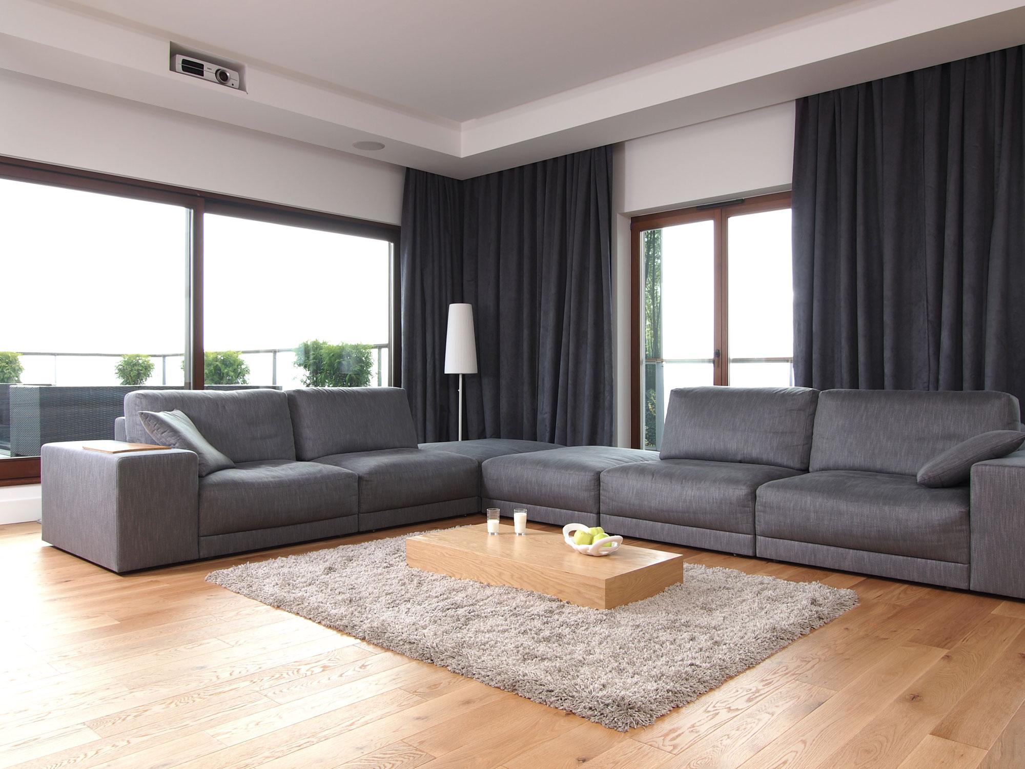 penthouse in mokot w by hola design homedezen. Black Bedroom Furniture Sets. Home Design Ideas