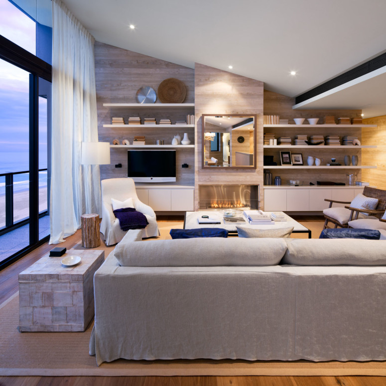 Modern Penthouse II by Coco Republic Interior Design