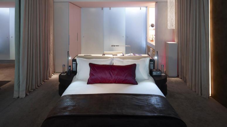 The W Hotel in Barcelona by Ricardo Bofill