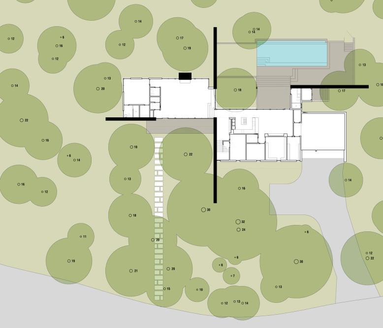 Modern Residence by Specht Harpman