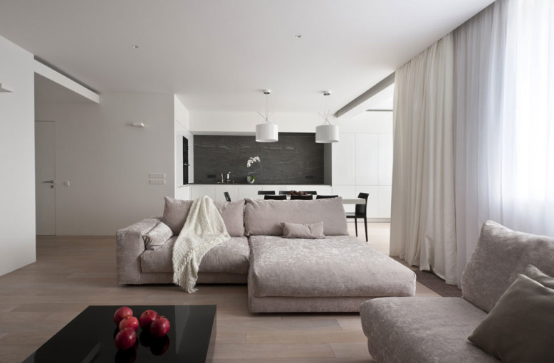 An Apartment in Moscow by Alexandra Fedorova