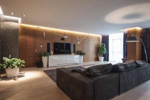 Apartment in Kiev by Kupinskiy & Partners