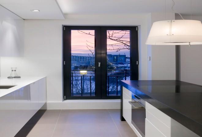 Apartment in Reykjavik by Gudmundur Jonsson Arkitektkontor-