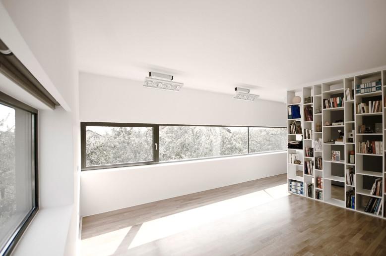 Contemporary home in Romania