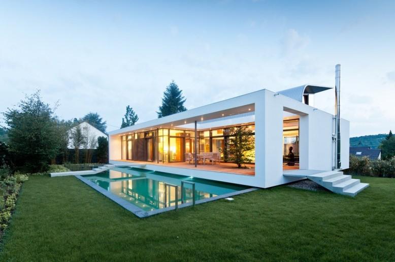 C1 House by Dettling Architekten
