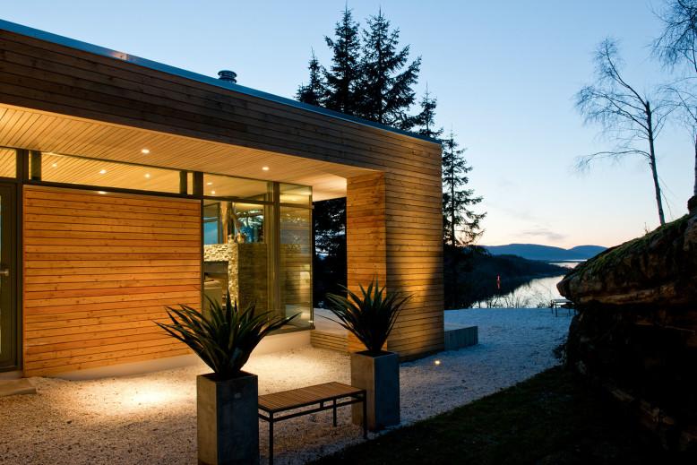 Cabin GJ-9 by Gudmundur Jonsson Architect