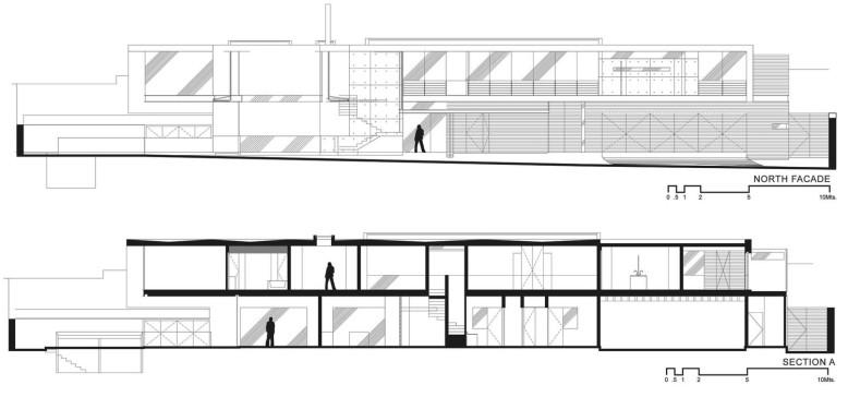 FF House by Hernandez Silva Arquitectos