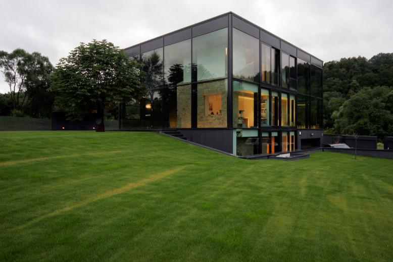 Family House In Pavilniai Regional Park by G.Natkevicius & Partners