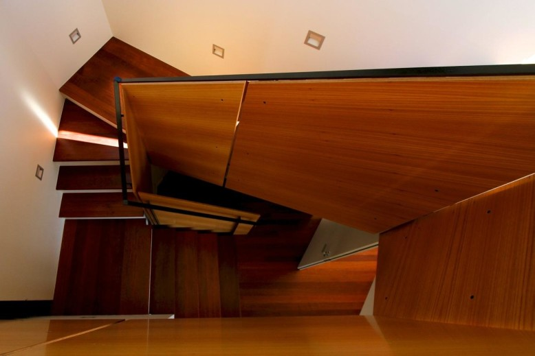 Francis Bell House by Parsonson Architects