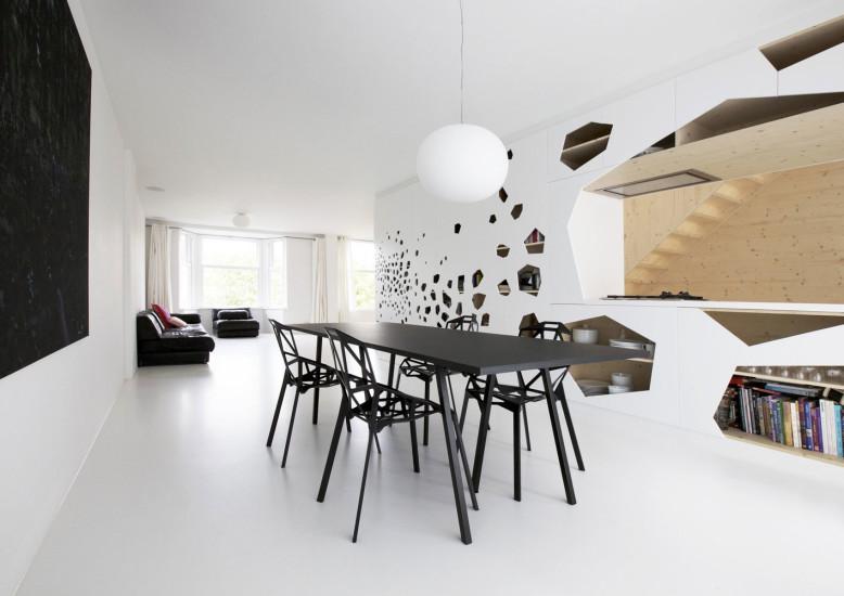 single-family apartment
