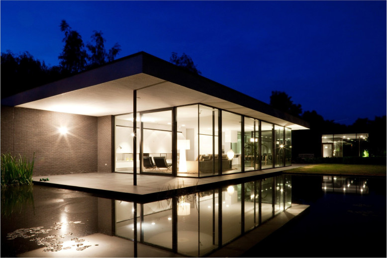 House Faes by HVH Architecten