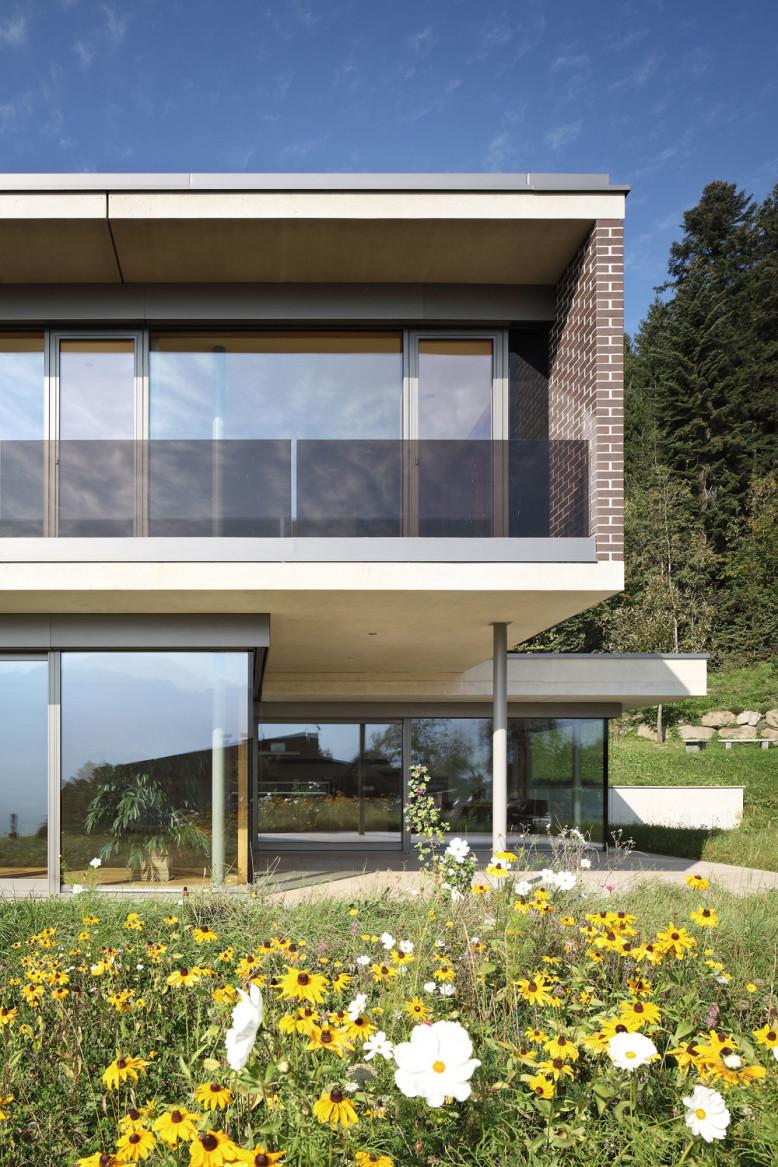modern home located in Vorarlberg, Austria