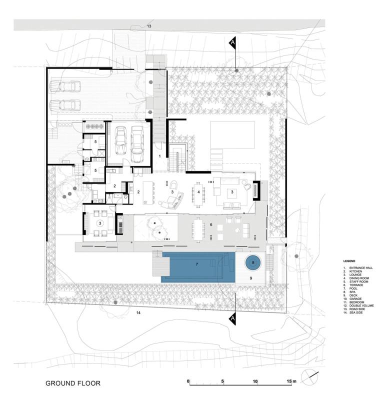 Dream Home by SAOTA and Antoni Associates