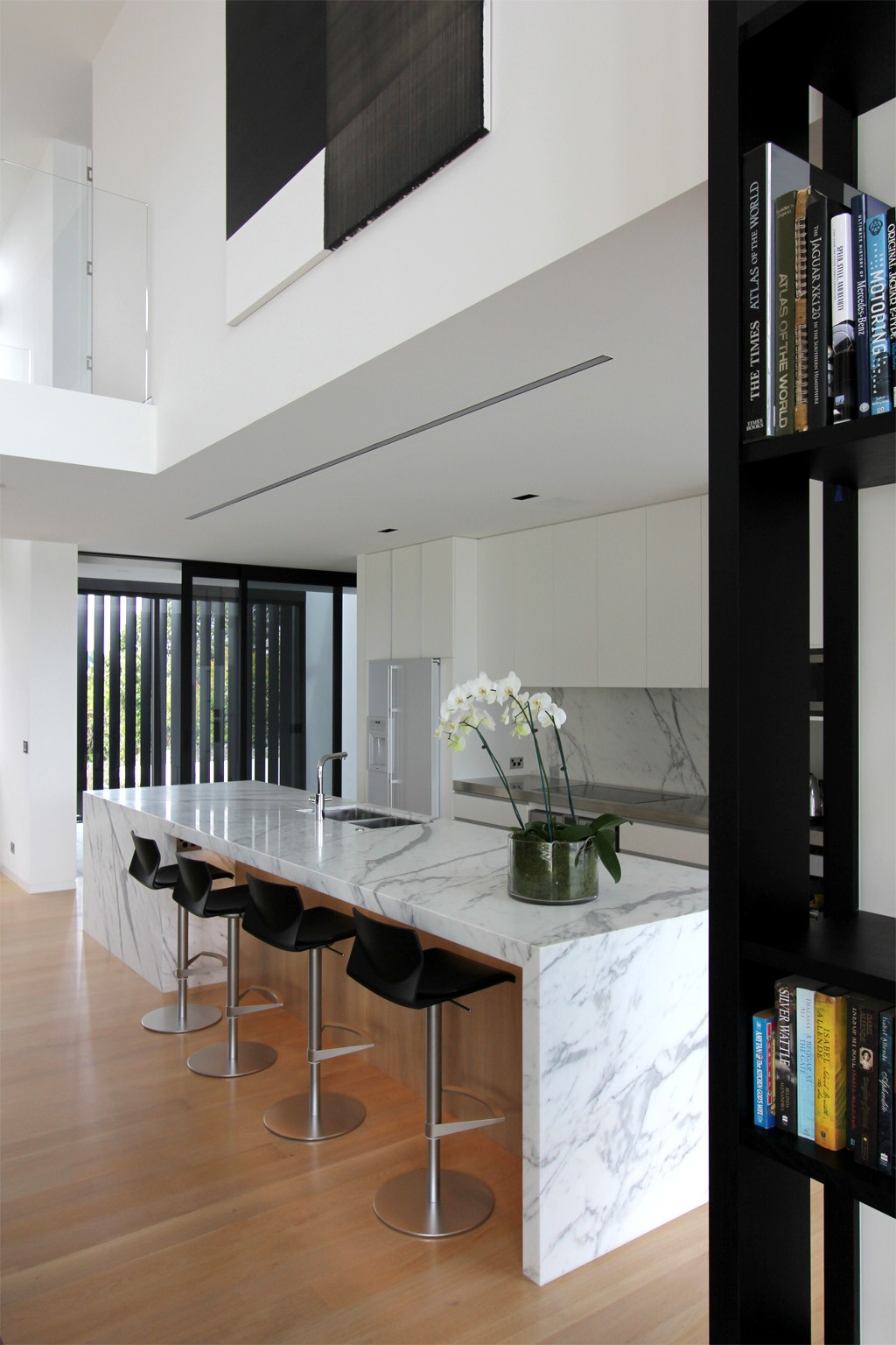 Lucerne House By Daniel Marshall Architects Homedezen