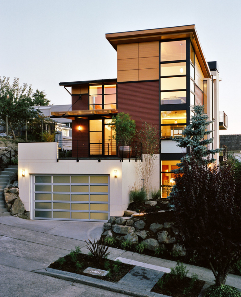 Magnolia Gardens by Rhodes Architecture + Light