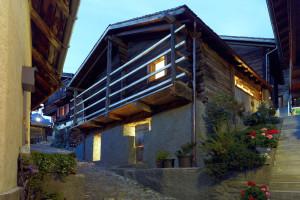 Maison Cambolin by Savioz Fabrizzi Architecte