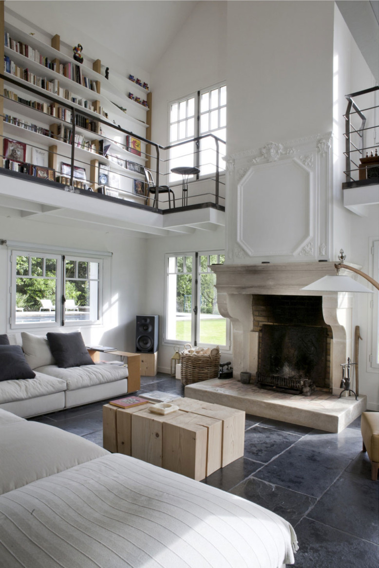Maison V by Olivier Chabaud Architect