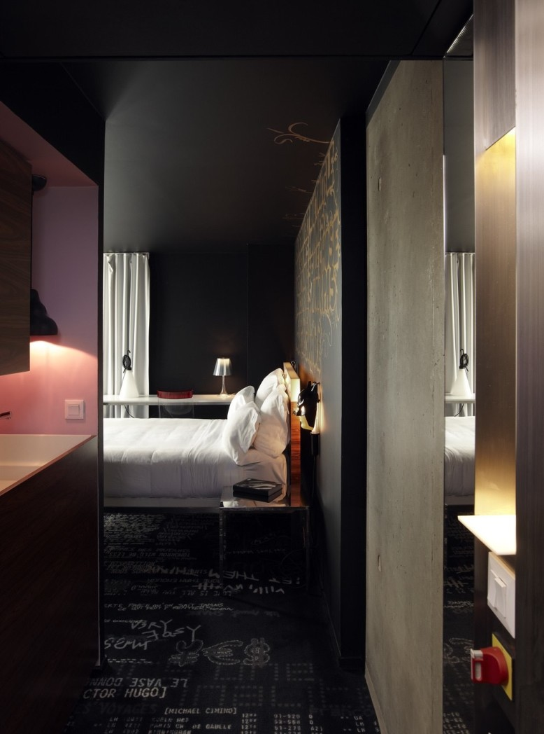 Mama Shelter Paris by Philippe Starck