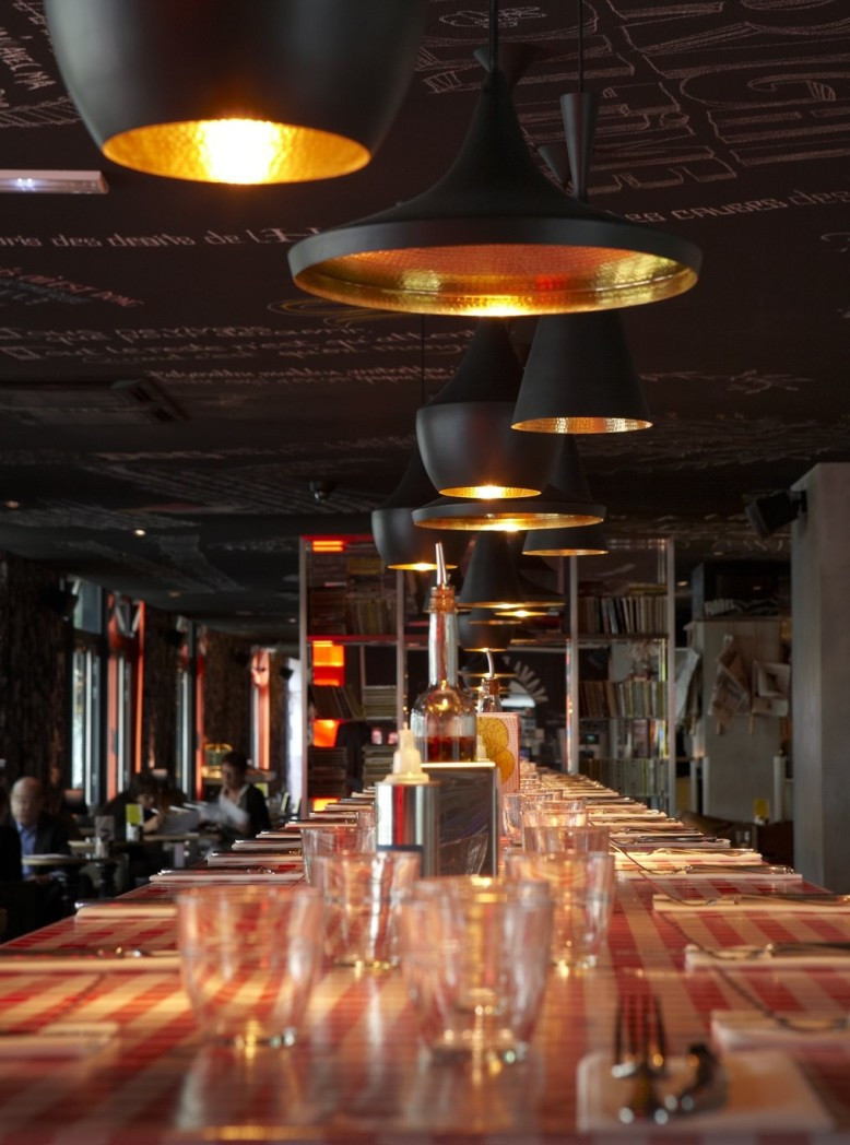 Hotel in Paris by Philippe Starck