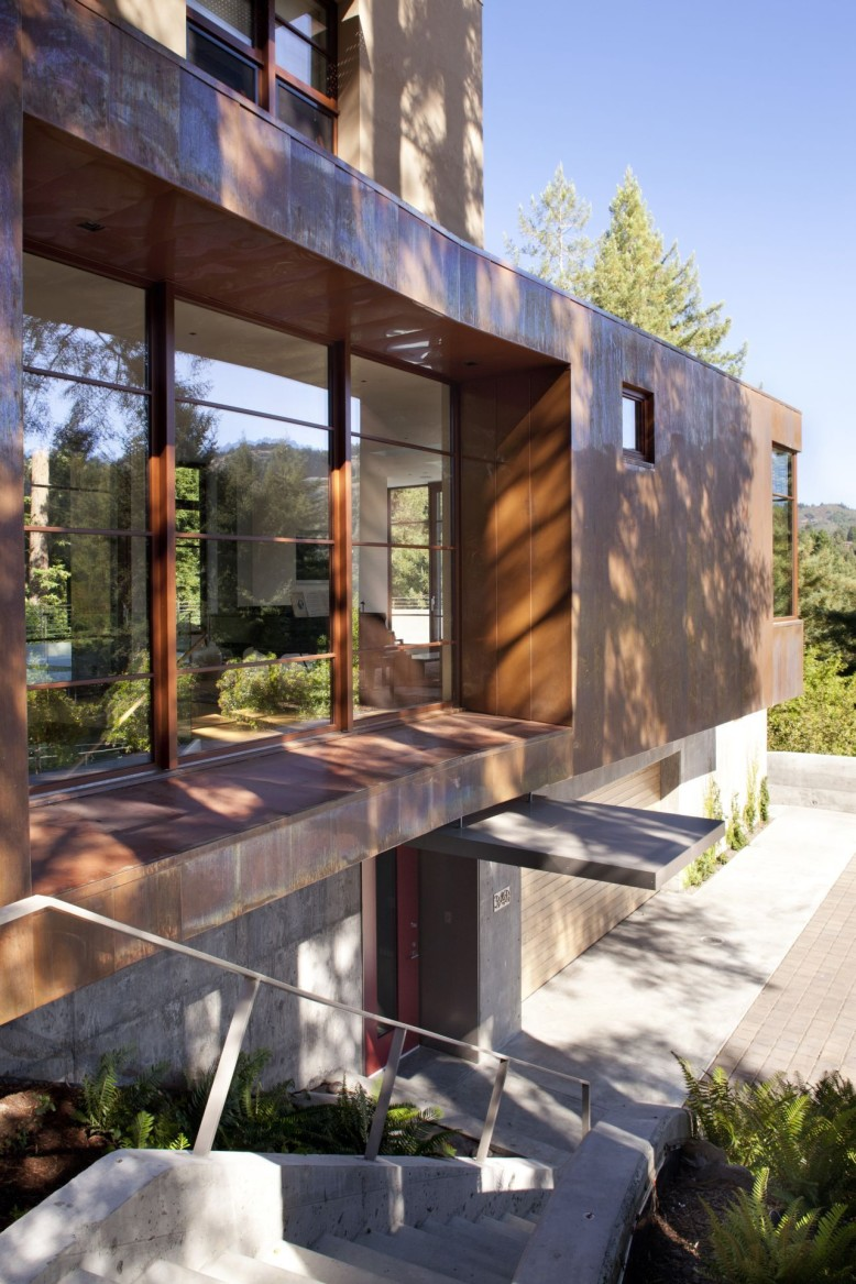 Mill Valley Residence by CCS Architecture