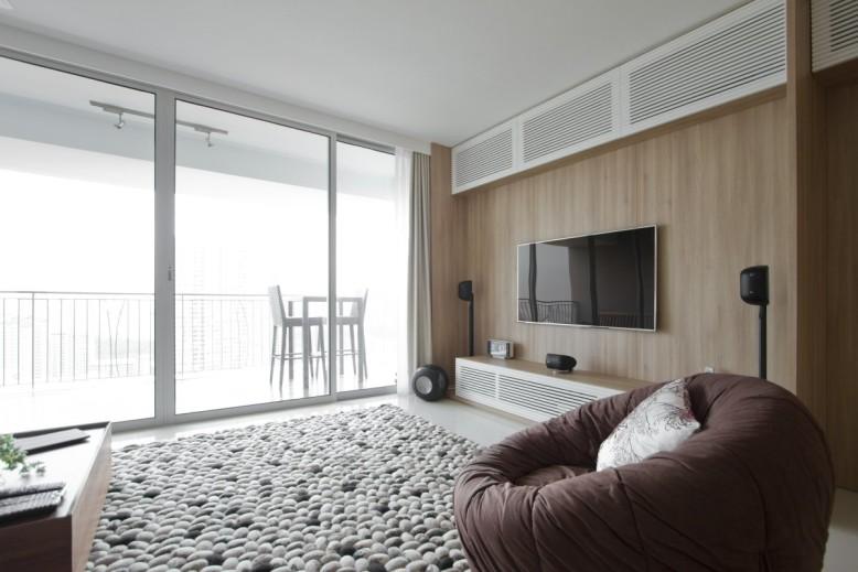 Loft Apartment by AO Studios