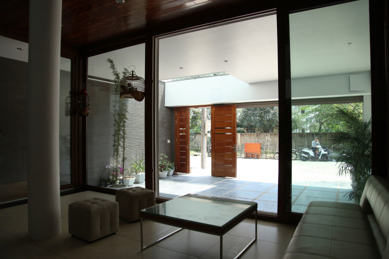 Contemporary Home in Vietnam