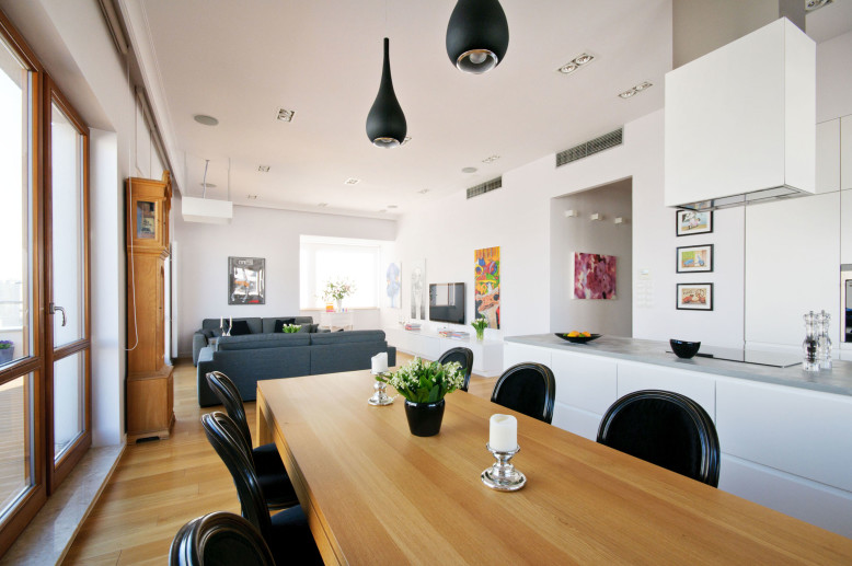 Apartment in Wilanów by HOLA Design