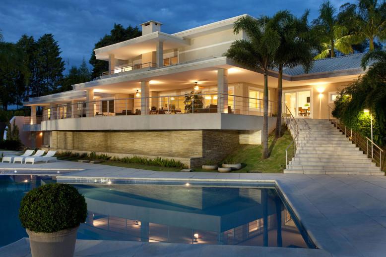 Modern Residence in Brazil