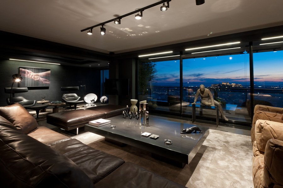 Skyfall Apartment By Studio Omerta Homedezen