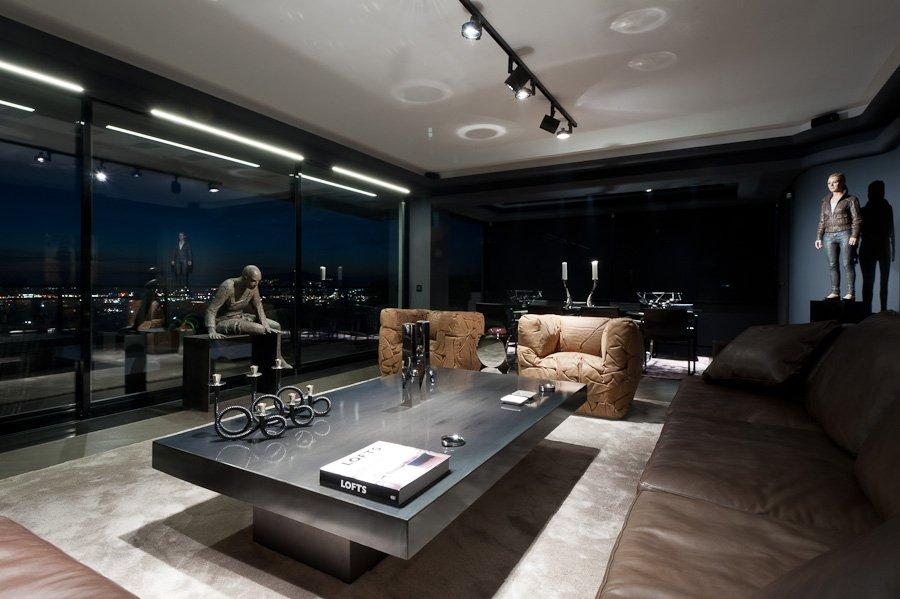 skyfall apartment by studio omerta homedezen