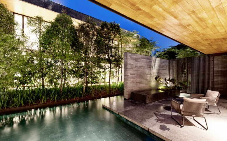 Contemporary Home in Singapore