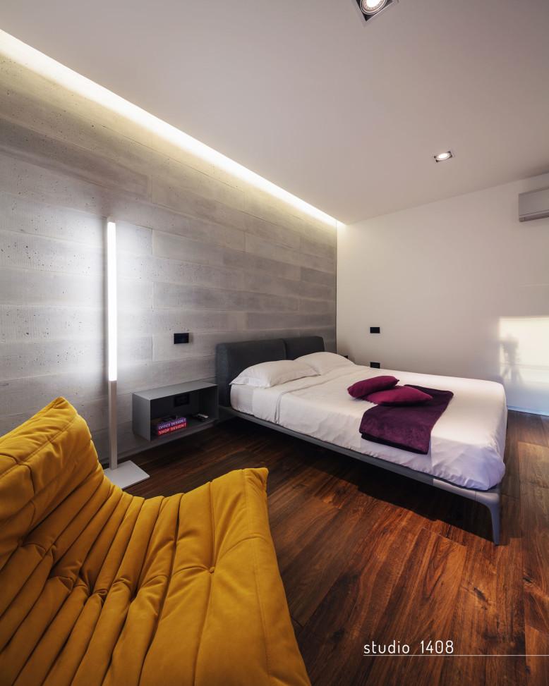 Contemporary Studio Apartment Design: V Apartment By Studio 1408