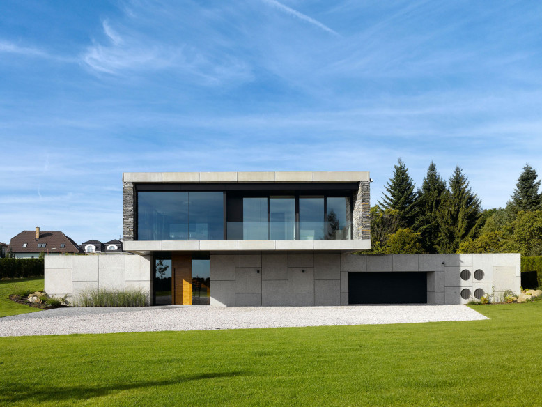 Villa Řitka by studio pha