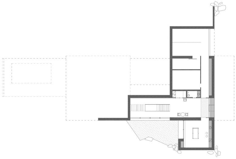 Two-storey residence